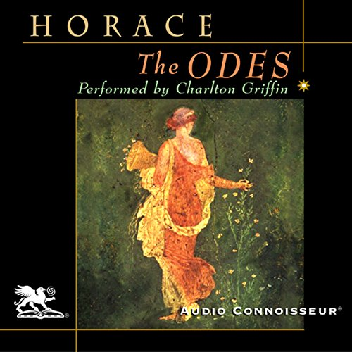 The Odes of Horace audiobook cover art