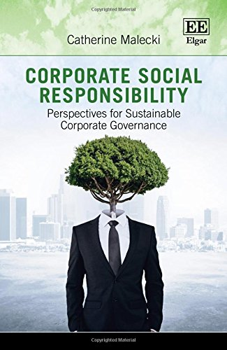Corporate Social Responsibility: Perspectives for Sustainable Corporate Governance