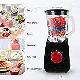Zoom IMG-2 aigostar pomegranate 30jdf 750w frullatore