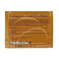 コラーゲンクリスタルアイマスク、パッドリンクルアイマスク、まぶたマスク目の疲れに役立つまぶたパッチくまを減らす