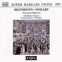 Beethoven/Mozart:German Da