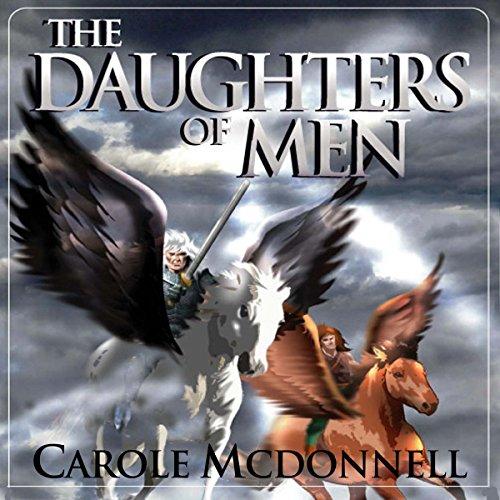 The Daughters of Men audiobook cover art