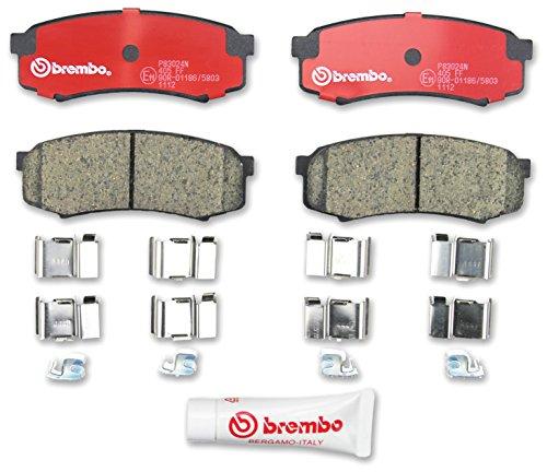 Brembo P83024N Rear Disc Brake Pad | Amazon