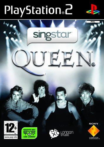 SingStar Queen (PS2) [Edizione: Regno Unito]