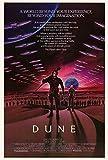 MariposaPrints 65917 Dune Movie Kyle MacLachlan, Francesca Annis Decor Wall 36x24 Poster Print