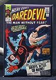 Daredevil #7 Comic Book Cover Refrigerator Magnet.