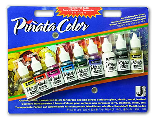 JACQUARD Products Acid-Free Pinata Ink Exciter Pack