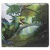 Card Codex Zipster Binder: XL Olive 'Lavom'
