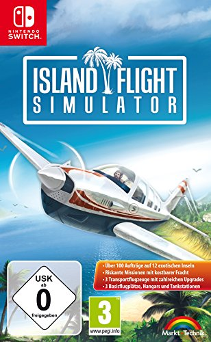 Island Flight Simulator - der ultimative Flugsimulator - Switch [Nintendo Switch]