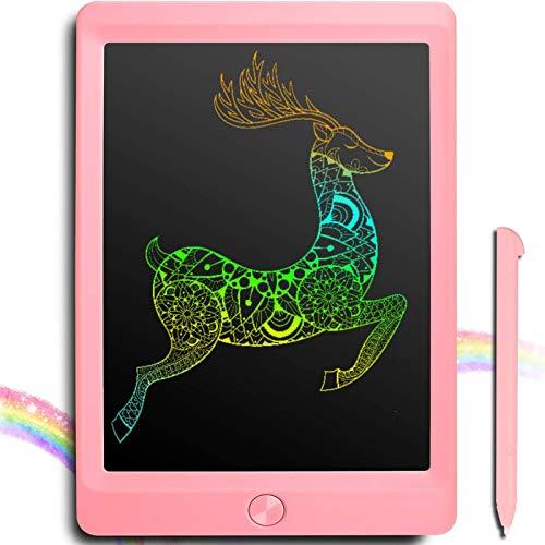 JOEAIS Tablette d'écriture LCD Coloré 8.5 Pouces...
