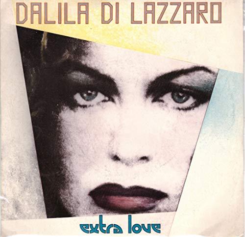 Dalila di Lazzaro: Extra love / Cry Baby Cry - 45 GIRI RARISSIMO