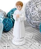 HOBI Communion: Figurine garçon communiant (x1) REF/RES876G