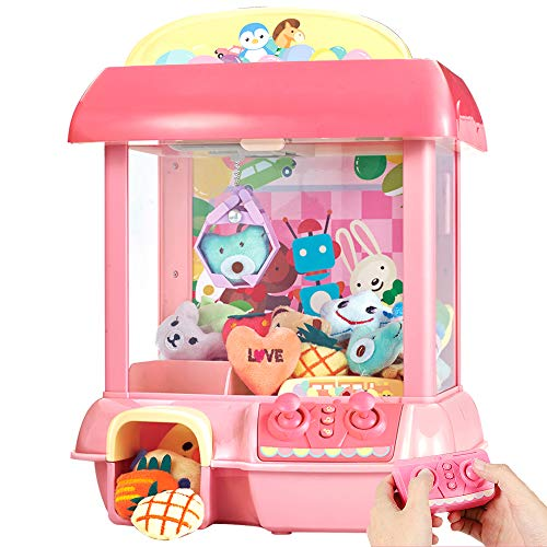 CISAY Claw Machine,C1 Claw Toy,2.4G Remote Control Automatic or Manual Dual Mode...