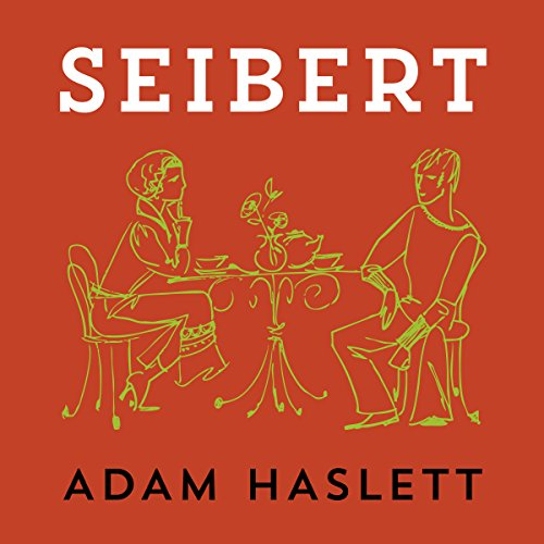 Seibert audiobook cover art