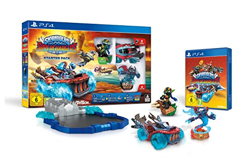 Skylanders SuperChargers: Starter Pack - [PlayStation 4]