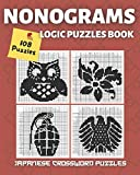 Nonogram Book: Nonograms Puzzle Books | Hanjie, Griddlers Puzzles, Pic cross Puzzles book (108 Nonogram Puzzles): 2 (Nonogram Books)