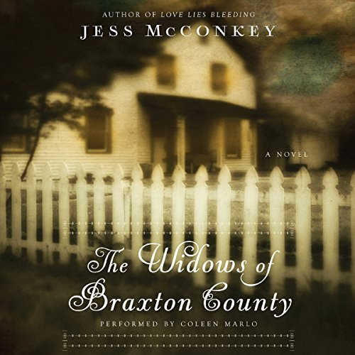 The Widows of Braxton County audiobook cover art