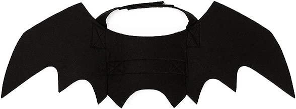 Ogquaton Premium Qualité Créatif Costume De Chauve-Souris pour Chien Chic Ailes de Chauve-Souris pour Halloween Conception de Batman Ailes pour Chien Chats Chiot Chaton Pet Supplies