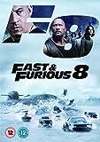 Fast & Furious 8 (Dvd+Uv) [Edizione: Regno Unito] [Reino Unido]