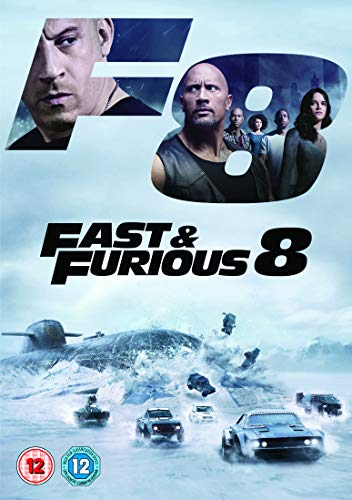 Fast & Furious 8 [DVD] (IMPORT) (Keine deutsche Version)