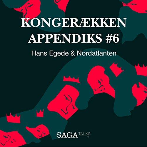 Hans Egede & Nordatlanten cover art