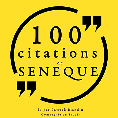 100 citations de Sénèque  By  cover art
