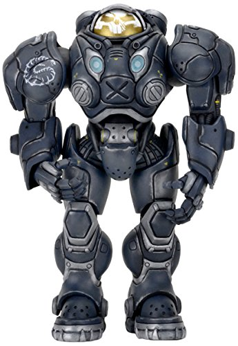 NECA Heroes of The Storm Series 3 Raynor Action Figure, 7'