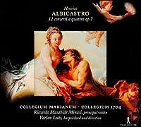 Henrico Albicastro Concerti a quattro