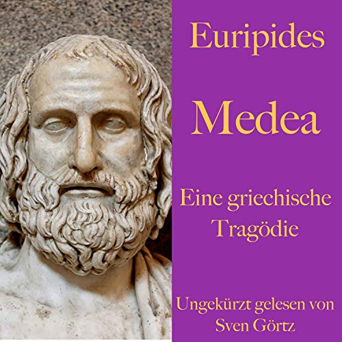 Medea  By  cover art