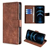 GKFGEY Flip ケース Case for XTOUCH UNIX Pro ケース Case Cover [brown]