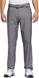 adidas Golf 2019 Mens Ultimate365 Heathered Five-Pocket Stretch Golf Trousers