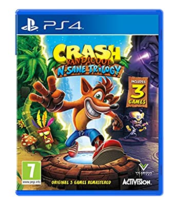 Crash Bandicoot N.Sane Trilogy (PS4) (PS4)