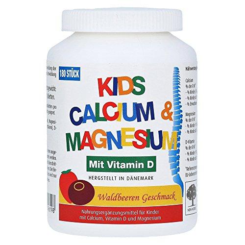 Kids Calcium Kautabletten,180St