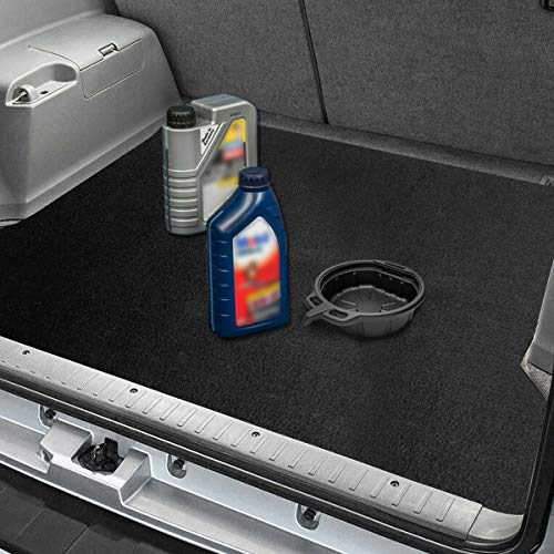 ITSOFT Garage Floor Mat Premium Absorbent Oil Pad Contains Liquid Protects Garage Floor Surface, Reusable, Washable, 38 x 29 Inches