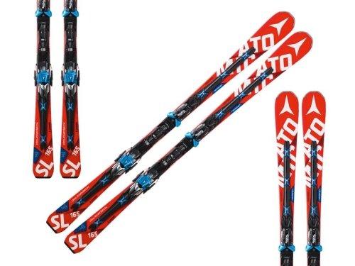 Atomic Ski Slalomcarver Redster Doubledeck SL 3.0 Skiset 2016 Größe 171