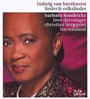 Lieder & Volkslieder by BARBARA / DERWINGER,LOVE HENDRICKS (2009-09-08)