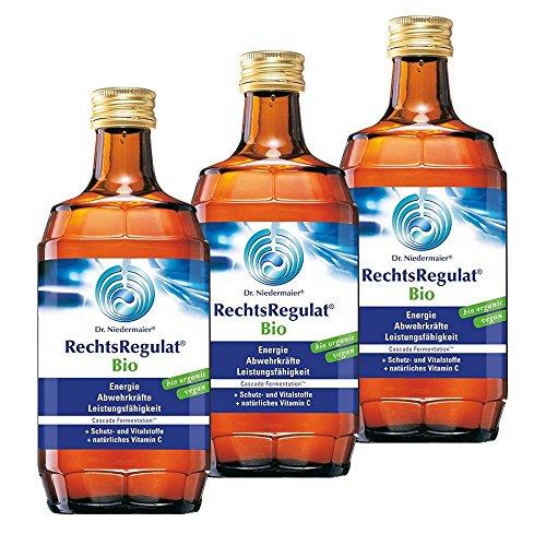 Rechts Regulat Bio 3x350ml