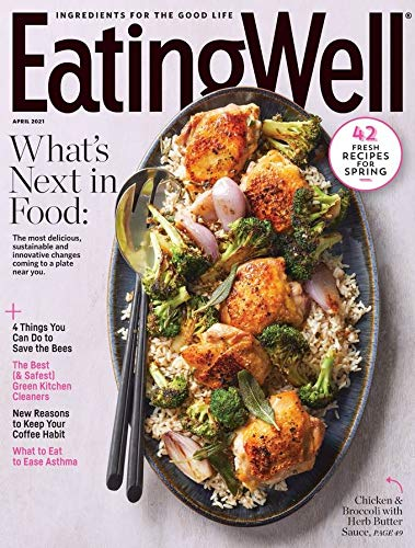 Best cooking magazines - EatingWell