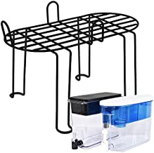 Annvchi Accessories Only Compatible with Brita 18 Cup, PUR DS1800Z Tabletop Stainless Steel Frame high Stand, Water Dispenser Support Frame Water Purifier Frame