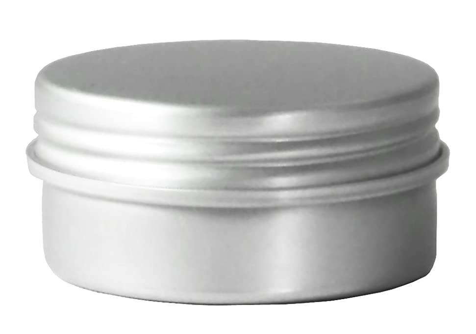 参照成分最近アルミキャップ缶 ハイシートパッキン付 12ml 【化粧品容器】