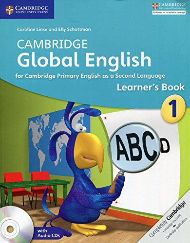 Cambridge Global English Stage 1 Learner's Book with Audio CDs (2): for Cambridge Primary English as a Second Language