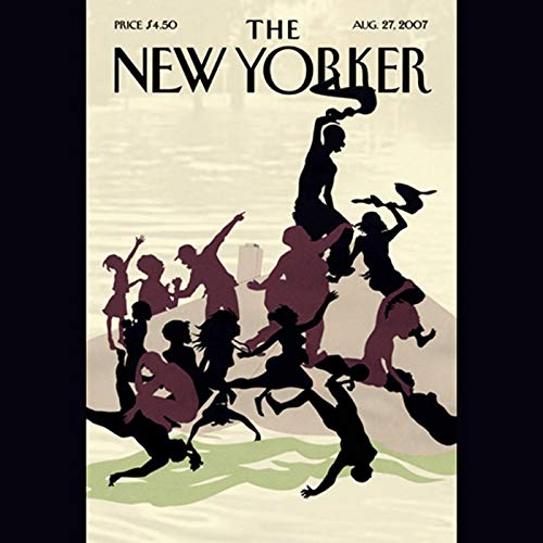 The New Yorker (August 27, 2007) audiobook cover art