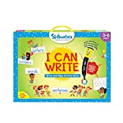 Amazon #DealOfTheDay: Skillmatics Educational Game 3-6 Years   STEM Learning   Creative Fun Activities
