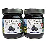 Oregon Growers, Marionberry, Fruit Spread, 12 oz (2 pack)
