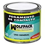 WOLFPACK LINEA PROFESIONAL 14020125 Pegamento Contacto Wolfpack 500 ml