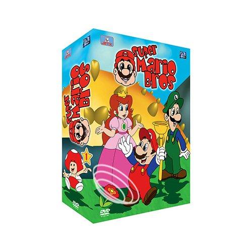 Super Mario Bros-Partie 1-Coffret 4 DVD-VF