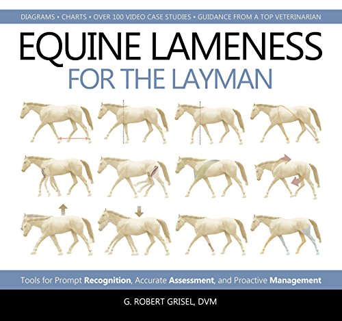 Equine Lameness for the Layman: Tools for Prompt Recognition, Accurate Assessment, and Proactive Management (English Edition)