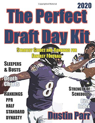 The Perfect Draft Day Kit: Strategy Guides and Rankings for Fantasy Football