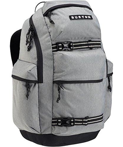 Burton - Unisex , Kilo Pack - Rucksack ,Grau (Grey Heather) , Einheitsgröße