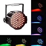 Bellanny 120W Luci Da Palco,Lacyie Par Luci,LED Fari da Palco,luce da palcoscenico RGB,Luc...